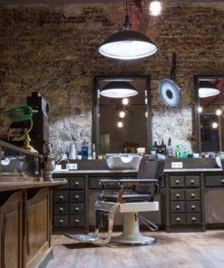 Barber lenestol Retro Elegance