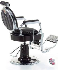 Vintage barber stol