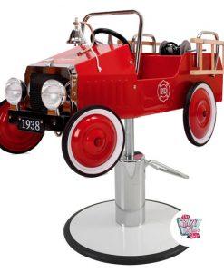 Barber stol Fire Truck