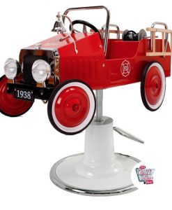 Barber Stuhl Fire Truck