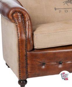 Sofá Vintage Polo