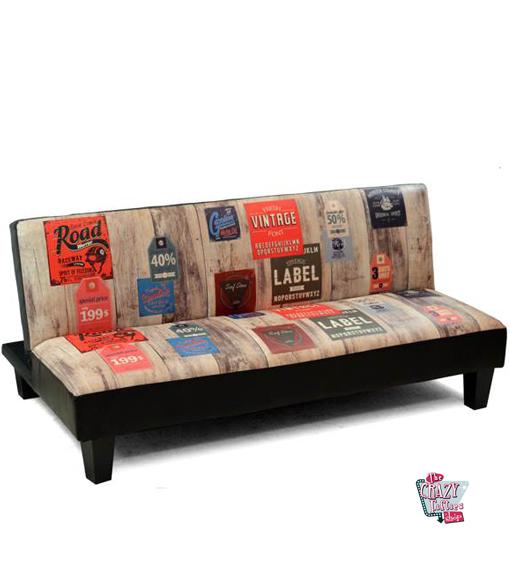 Comprare Vintage divano letto per soli € 299 Thecrazyfifties.es \