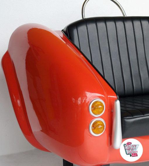 Koltuk Shelby Cobra 65