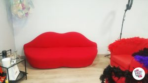 Sofa Lips