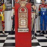 Surtidor Gasolina Retro Armario Grande
