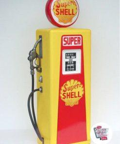 Benzin pumpe Wardrobe