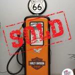 Surtidor Harley-Davidson