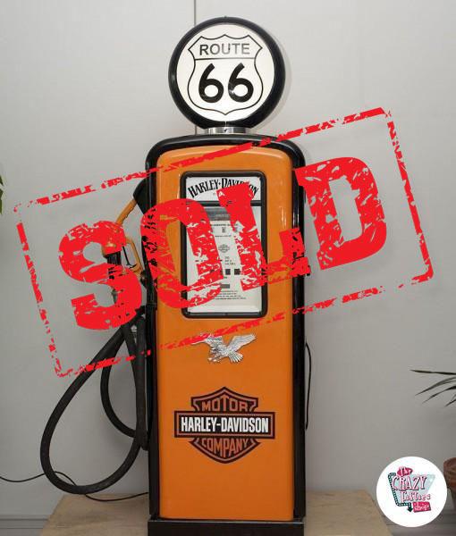 Harley-Davidson leverandør