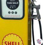 Bensin pumpe shell