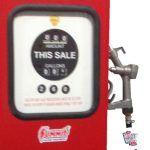 pompa di benzina Dettaglio