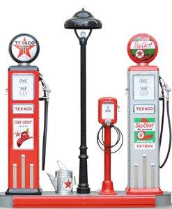 Leverandører-bensin-retro