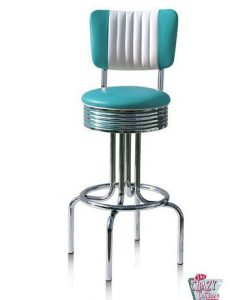 Retro American Diner Bar Stool BS28CB