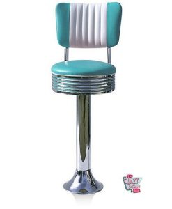 Retro American Diner Hocker BS27CB