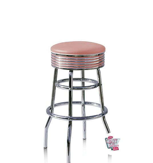 Retro American Diner Hocker BS29