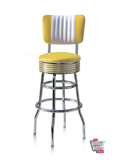 Hocker Retro American Diner