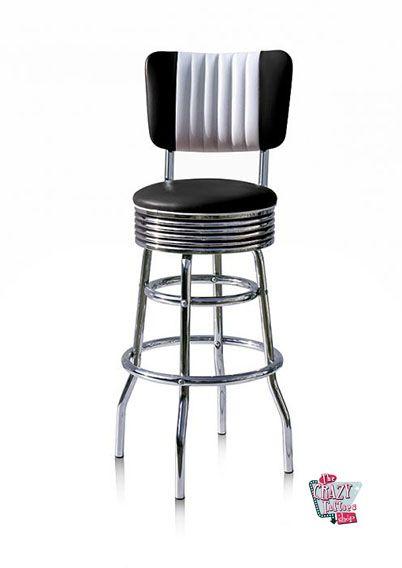 Stool Retro American Diner