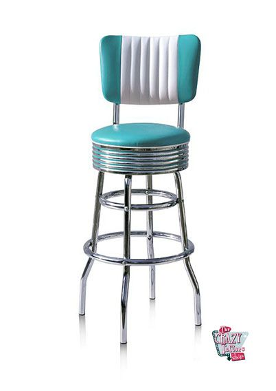 Retro American Diner Hocker BS29CB