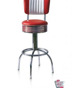 Retro American Diner Bar Stool BS30CB