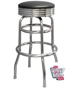 Stool Retro Low Cost