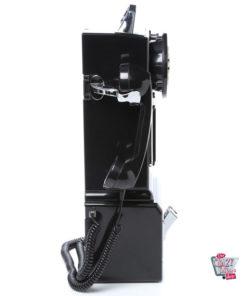 Retro telefonboks 1950