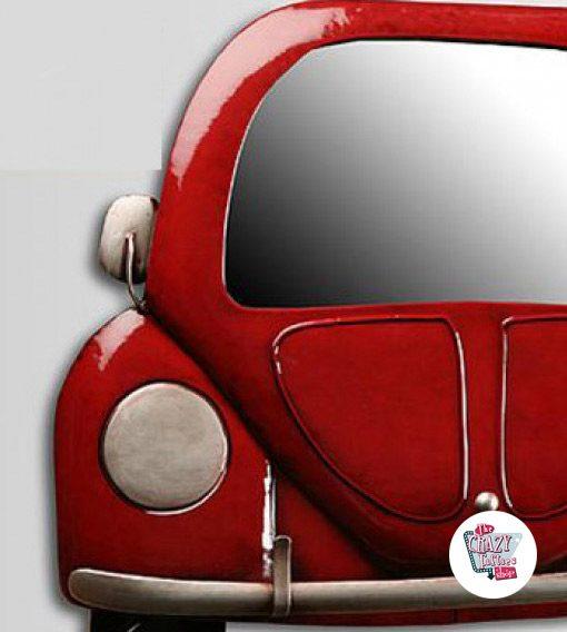 Espejo Pared VW Escarabajo