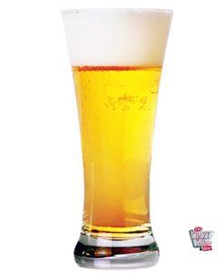 Retro ølglass