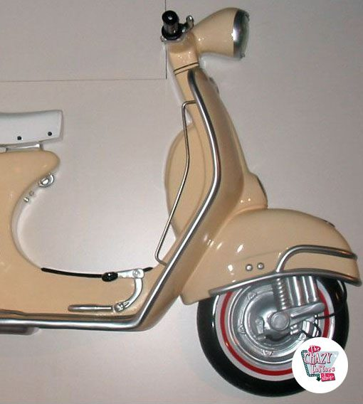 Vespa Decoración Pared