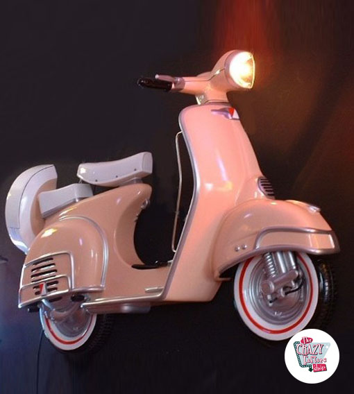 Scooter Wall Decoration