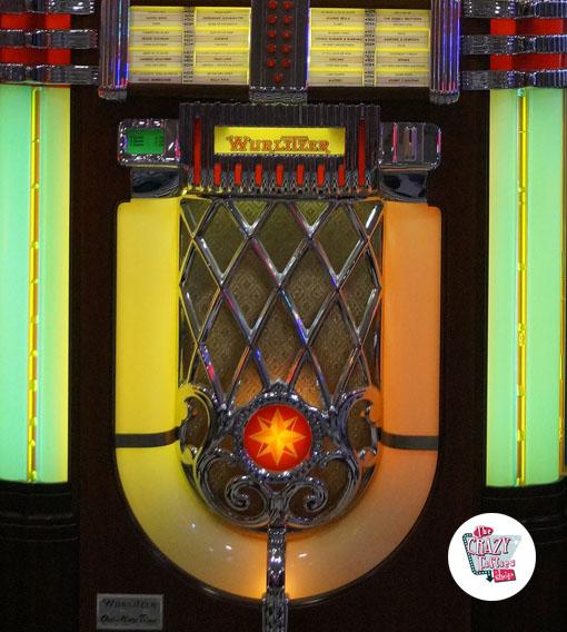 Jukebox Wurlitzer One More Time Vinyl 1015