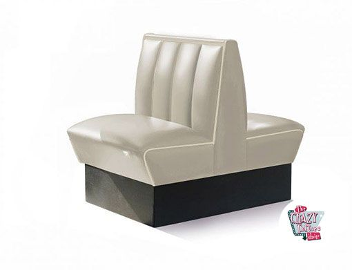 retro american diner bank doppel 1 square. Black Bedroom Furniture Sets. Home Design Ideas