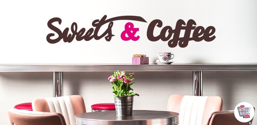 Cafeterias Süßwaren und Kaffee