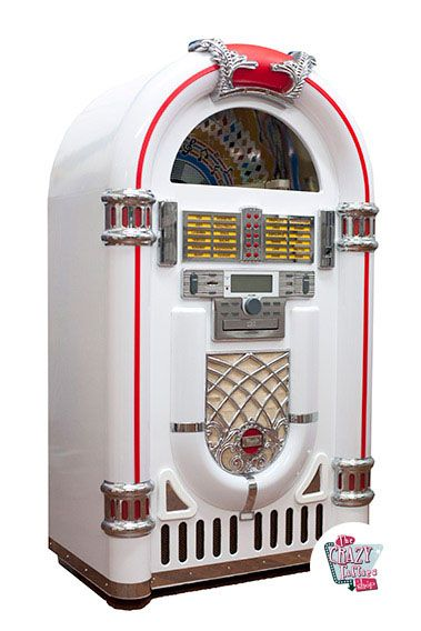 Jukebox Blanca