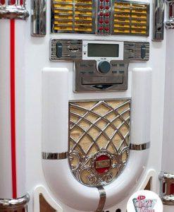 Jukebox Blanca