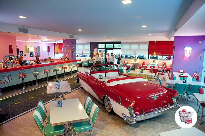 Ideas de decoraci n de diner americano for American classic diner