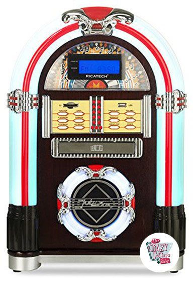 Tabletop Jukebox 48 cm