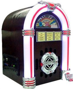 Mini Jukebox MP3 Jogador