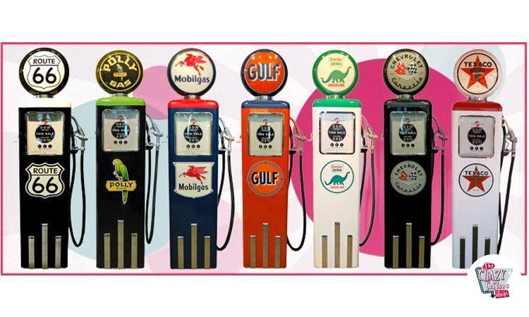 Benzin pumper